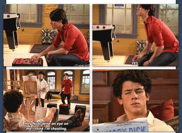Jonas Season 1. For u brittney