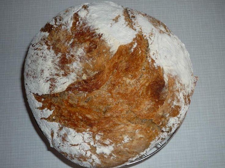 Česnekový chleba1
