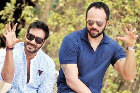 Are Ajay Devgan and Rohit Shetty Planning Golmaal 4?