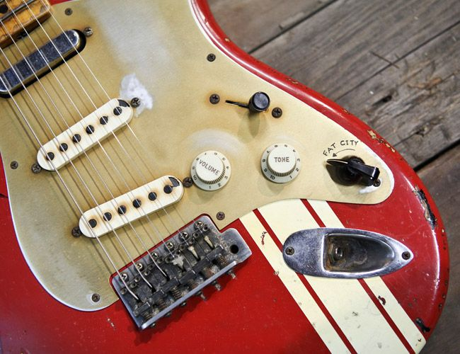 Fender Stratocaster Guitar, What I wouldn't give....