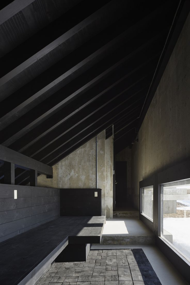 Inverted House / The Oslo School of Architecture and Design + Kengo Kuma & Associates