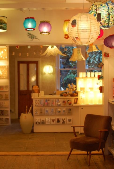radiance lighting, another independent amazing shop in Hebden Bridge