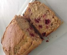 Recipe Passionfruit & Raspberry Banana Bread by ggwillis57 - Recipe of category Baking - sweet