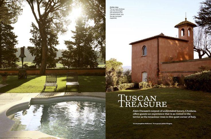 Tuscan Treasure. For full article http://josephinemckenna.net/portfolio/tuscan-treasure/