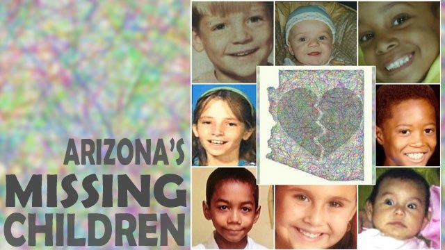 It is a sad fact that children go missing every day. Some stories make headlines; many do not.  Here are a few of cases of missing Arizona children that remain unsolved.  APP USERS: Click/tap here ...
