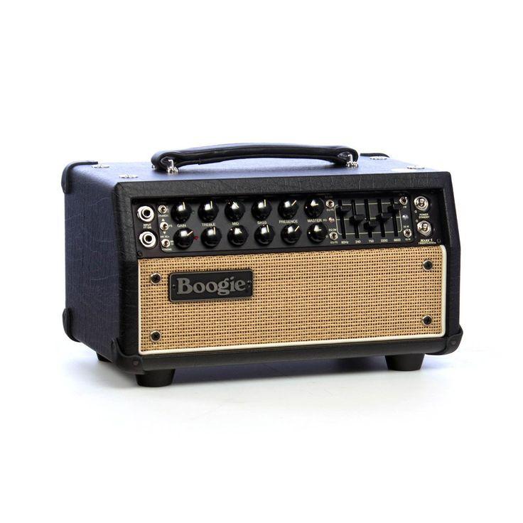 Mesa Boogie Amps Mark Five 25 Head 2-channel tube guitar amplifier! Built-in Cabclone technology! Select between 10-watt or 25-watt operation per channel The Me