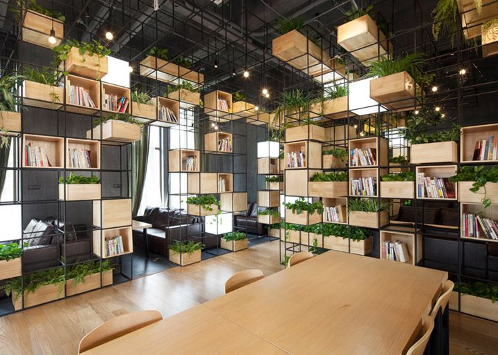 Home Cafe by Penda Beijing China 10 Home Café by Penda, Beijing China
