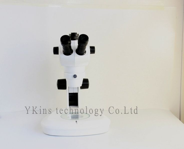 High quality Continuous zoom Trinocular  visual 8-50X Zoom Stereo-Microscope XTL-0850