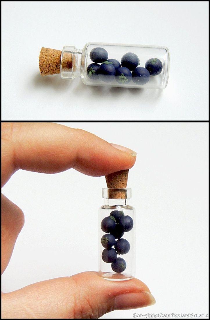 Nightlock Berries Bottle Charm by *Bon-AppetEats on deviantART