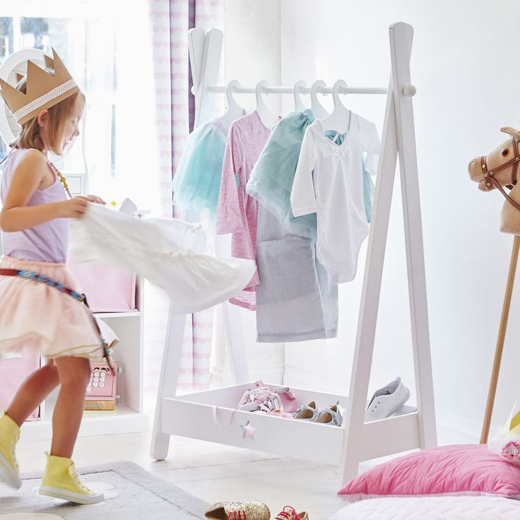 100GBP Keep children's dressing up clothes in order and easy to find with our new dressing up rail.