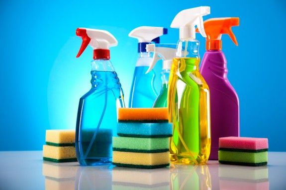 How and where to use all-purpose cleaners