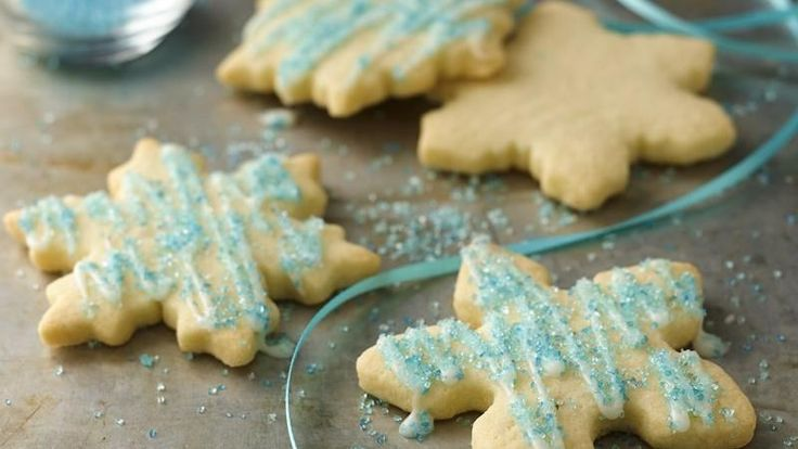Buttery, sweet and tender. These sugar cookies hit the mark for a terrific gluten-free option.