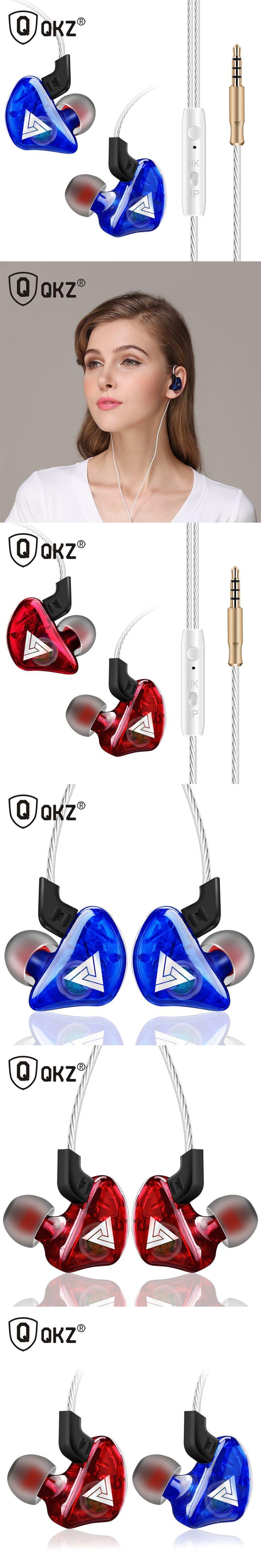 2016 New KZ ED12 In Ear Earphone Stereo Running Sport Earphone Noise Cancelling HIFI Bass Monito Earphone Headset Free Shipping