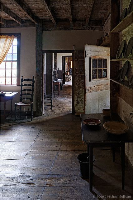 17 best images about primitive rooms on pinterest for Primitive interior designs