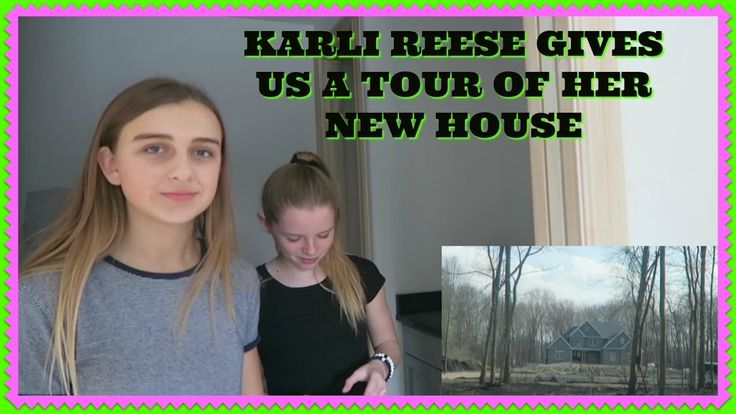 Karli Reese Gives Us A Tour Of Her New House!