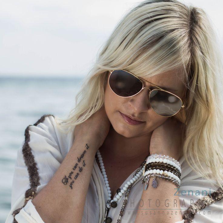 Portrait of Mai Johansson, MAI Copenhagen Jewellery