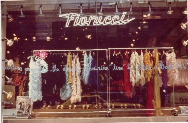clothes by fiorucci  | TRASH FIORUCCI by Peter Nolan Smith