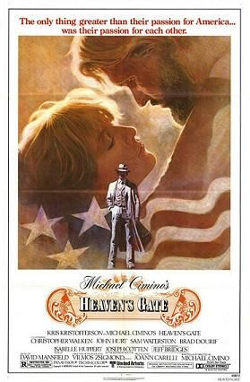 Heavens Gate -- One of the few films that is actually PAINFUL to watch . The film has the honor of being the biggest financial failure in film history