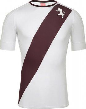 Torino FC Away 16-17 Season White Soccer Jersey Shirt [I591]