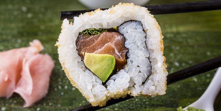 //A legjobb sushi Budapesten!