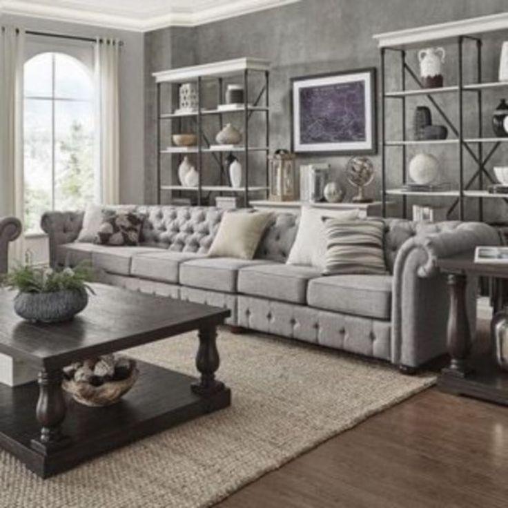 sofa fur kleine wohnzimmer. living room sofa and bookcase creates ... - Sofa Fur Kleine Wohnzimmer