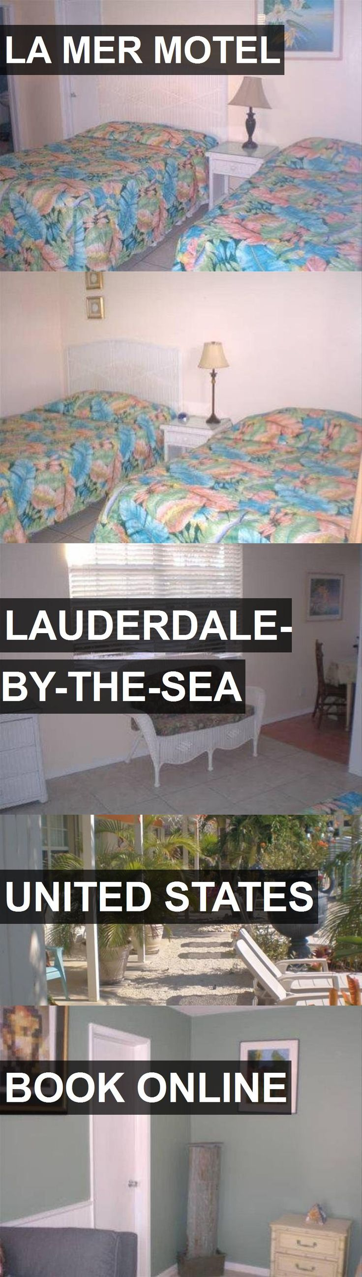 Hotel LA MER MOTEL in Lauderdale-By-The-Sea, United States. For more information, photos, reviews and best prices please follow the link. #UnitedStates #Lauderdale-By-The-Sea #LAMERMOTEL #hotel #travel #vacation