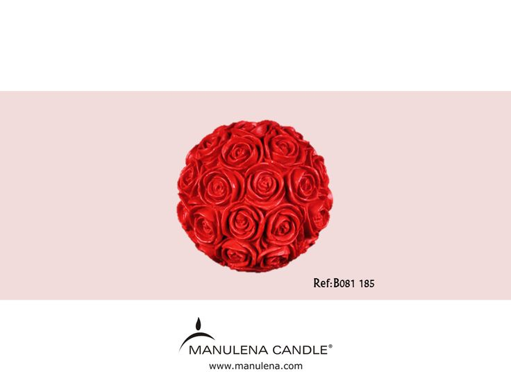 Bola de rosas difusora com aroma a Rich Red Berries @ Roses bouquet diffuser with Rich Red Berries frangrance.