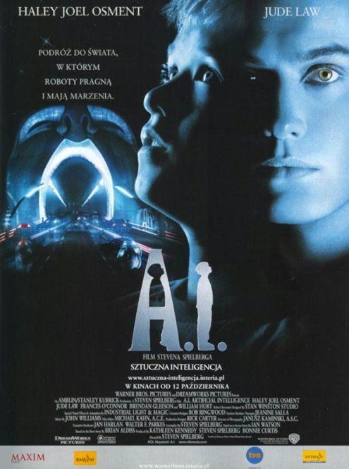 A.I. Sztuczna inteligencja / Artificial Intelligence: AI