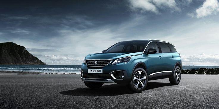 Nuova Peugeot 5008, la nuova SUV a 7 posti #peugeot #peugeot5008 #suv #suvpeugeot5008