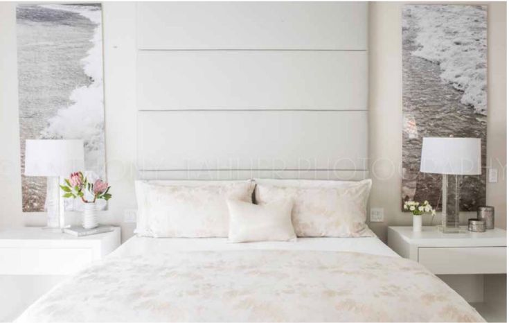 """Continuing with my """"Bright White Home Series"""" on my blog, I'm thrilled to share the fabulous Anthony Michael Interior Design's """"Lincoln Project"""" with you."""