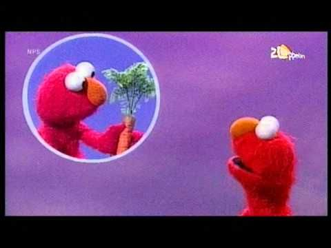 ▶ Liedjes Sesamstraat Elmo over Tanden.mpg - YouTube