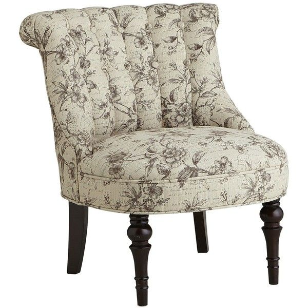 Pier One Alisa Chair Rose Reupholstered Chairs