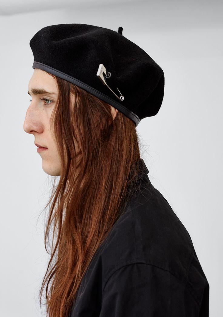 Pon Hat - Black  #HopeStockholm