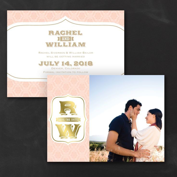 93 best Save the Date in Style images on Pinterest Dates, Dating - formal invitation design inspiration
