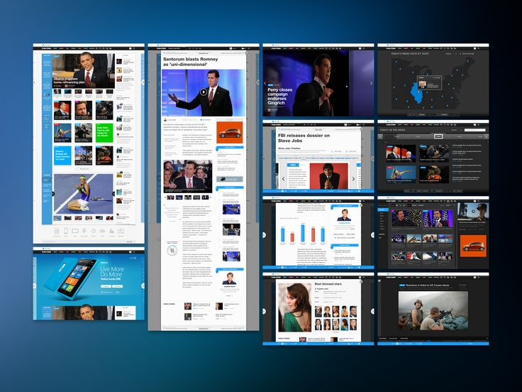 USA Todya: Designing News No 2 / Anton Repponen