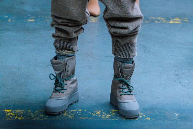 Knye-Duck-Boot