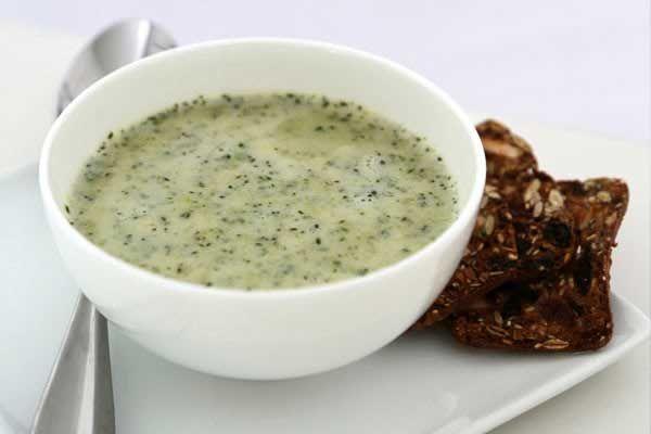Kremasız Brokoli Çorbası - #yemektarifi #pratiktarifler #yemektarifleri #pratikyemektarifleri