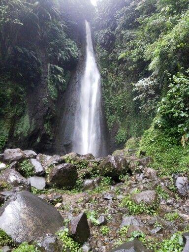 Cibodas waterfall