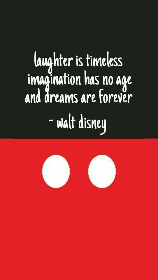One of my favorite quotes of Disney