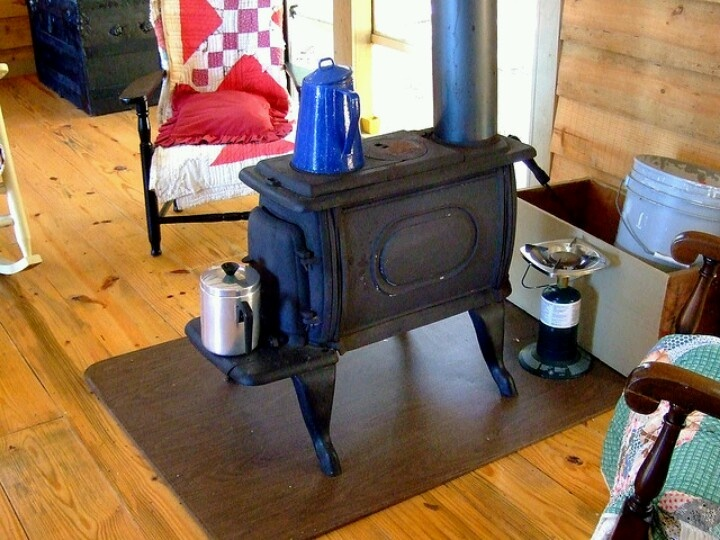 New Cast Iron Pot Belly Stove