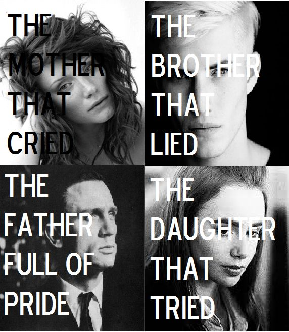 the mortal instruments. family