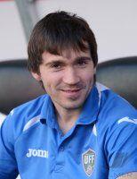 FUSSBALL INTERNATIONAL: Oleg ZOTEEV (Usbekistan)