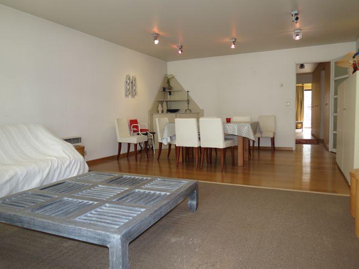 Marvelous Twee Slaapkamers (dubbel Bed En Twee Stapelbedden), Bad  En Douchekamer,  Ingerichte Keuken. Zonneterras Achteraan.