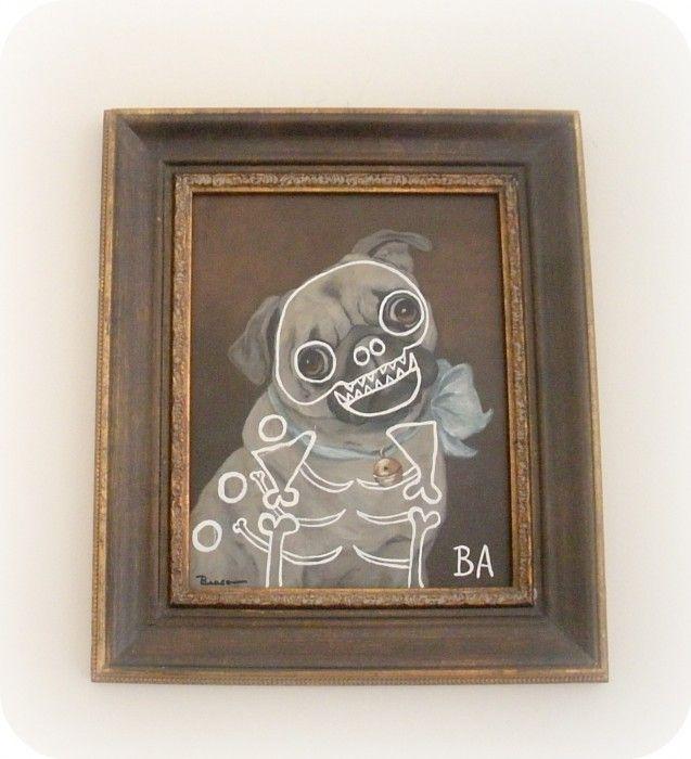 Museum of Wonder found object art, etsy: museumofwonder, $175
