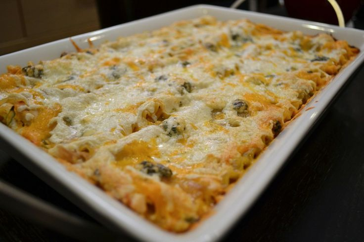Buffalo Chicken Lasagna « Tasty Retreat