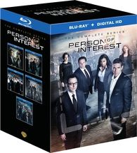 Person of Interest - The Complete Series