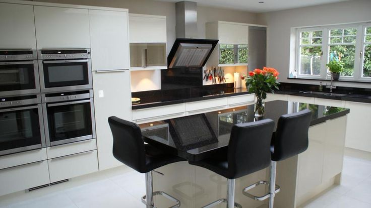 Amazing modern kitchens from Orchard Kitchens http://www.orchardkitchens.com/portfolio_page/reilly/ … #fittedkitchen #kitchen #modernkitchen
