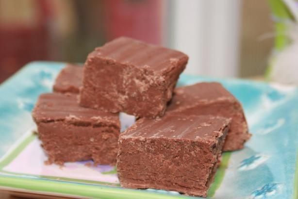 Mackinac Island Old-Fashioned Chocolate Fudge Recipe
