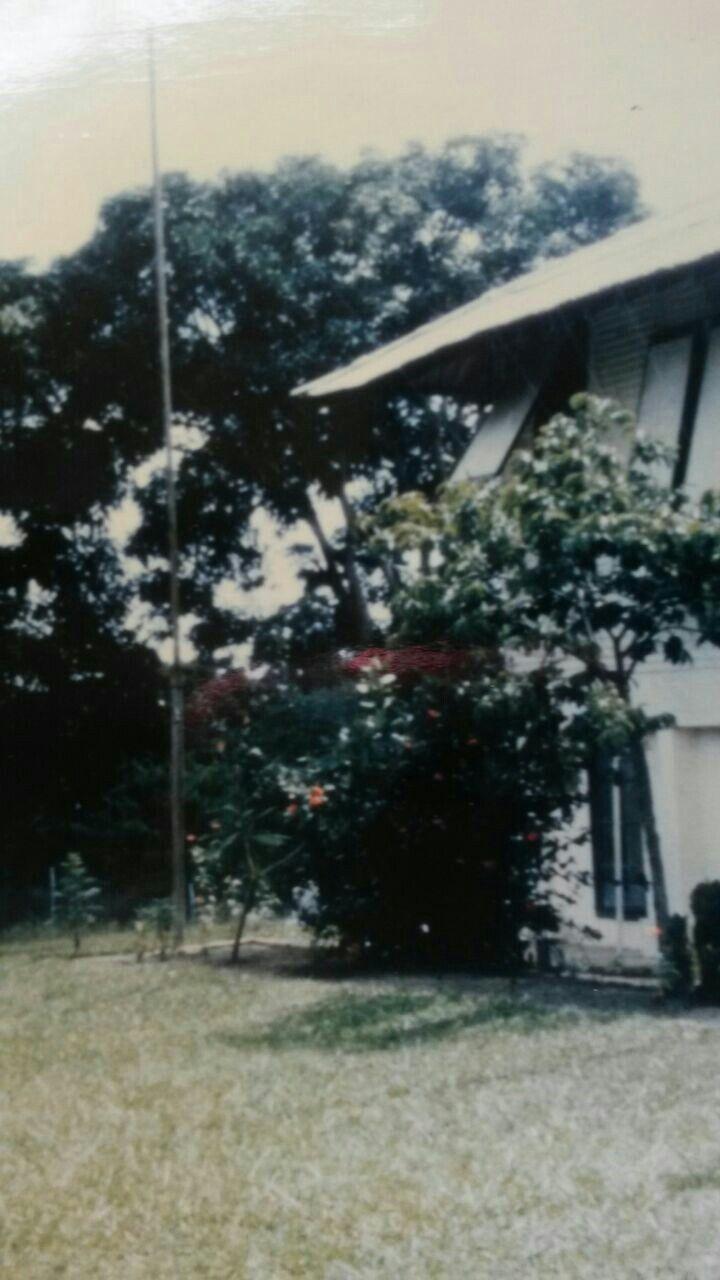 Casa del Campo Petrolero de Quiriquire años 60