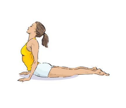 5 yoga poses to strengthen core, sculpt abs, and de-stress.